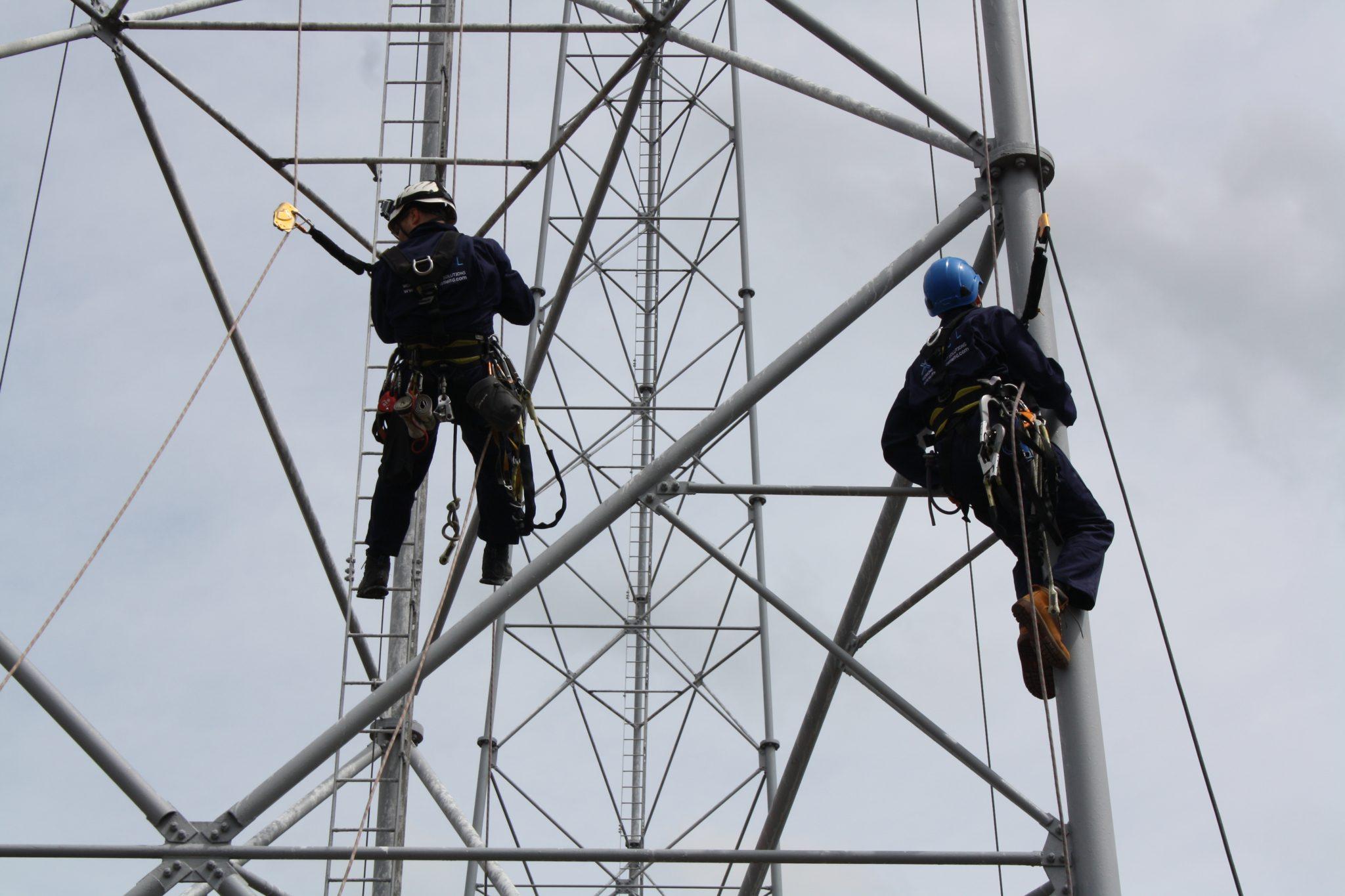 Customer Case Study: Antenna Installation