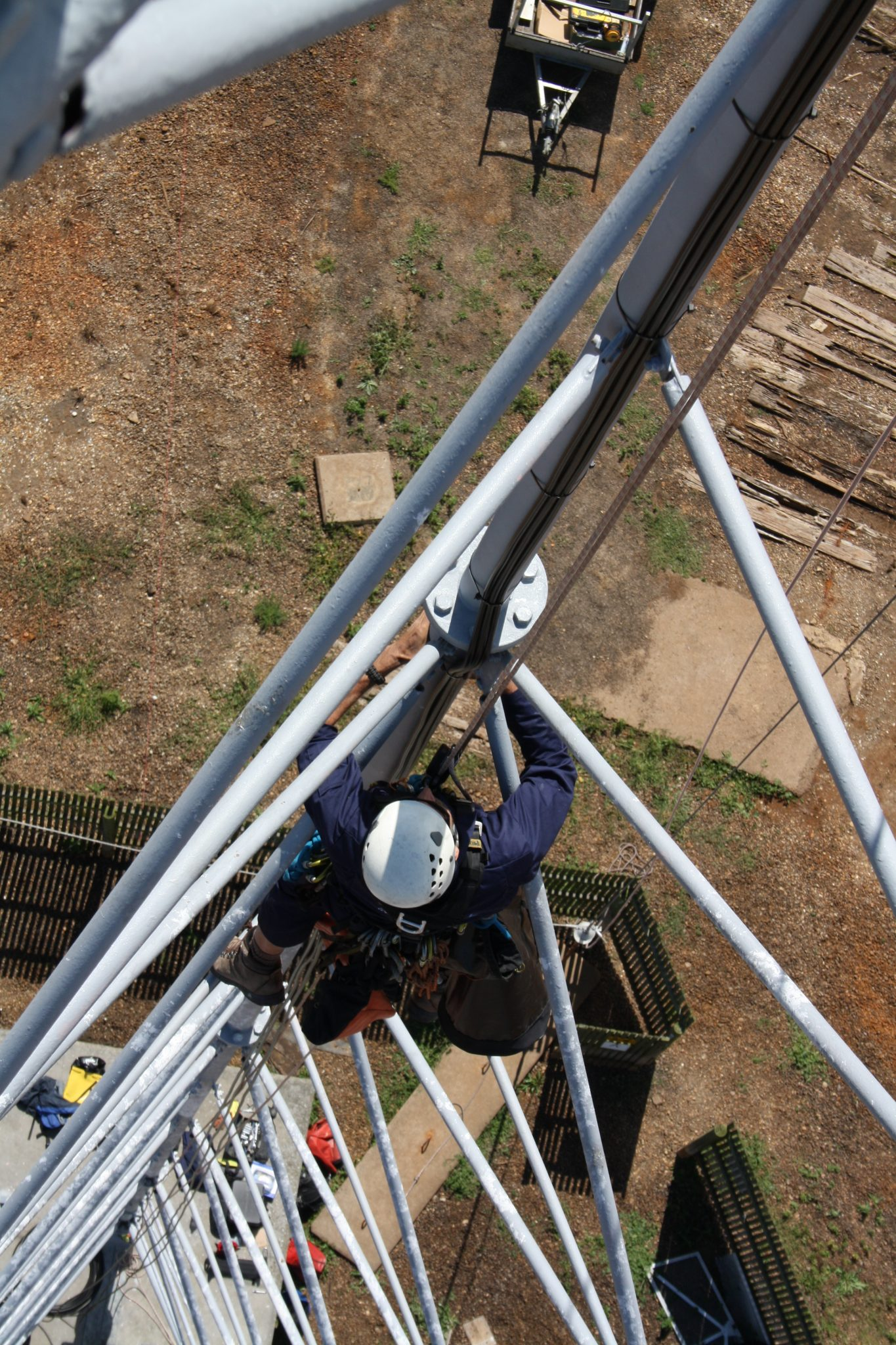 What is rope access?