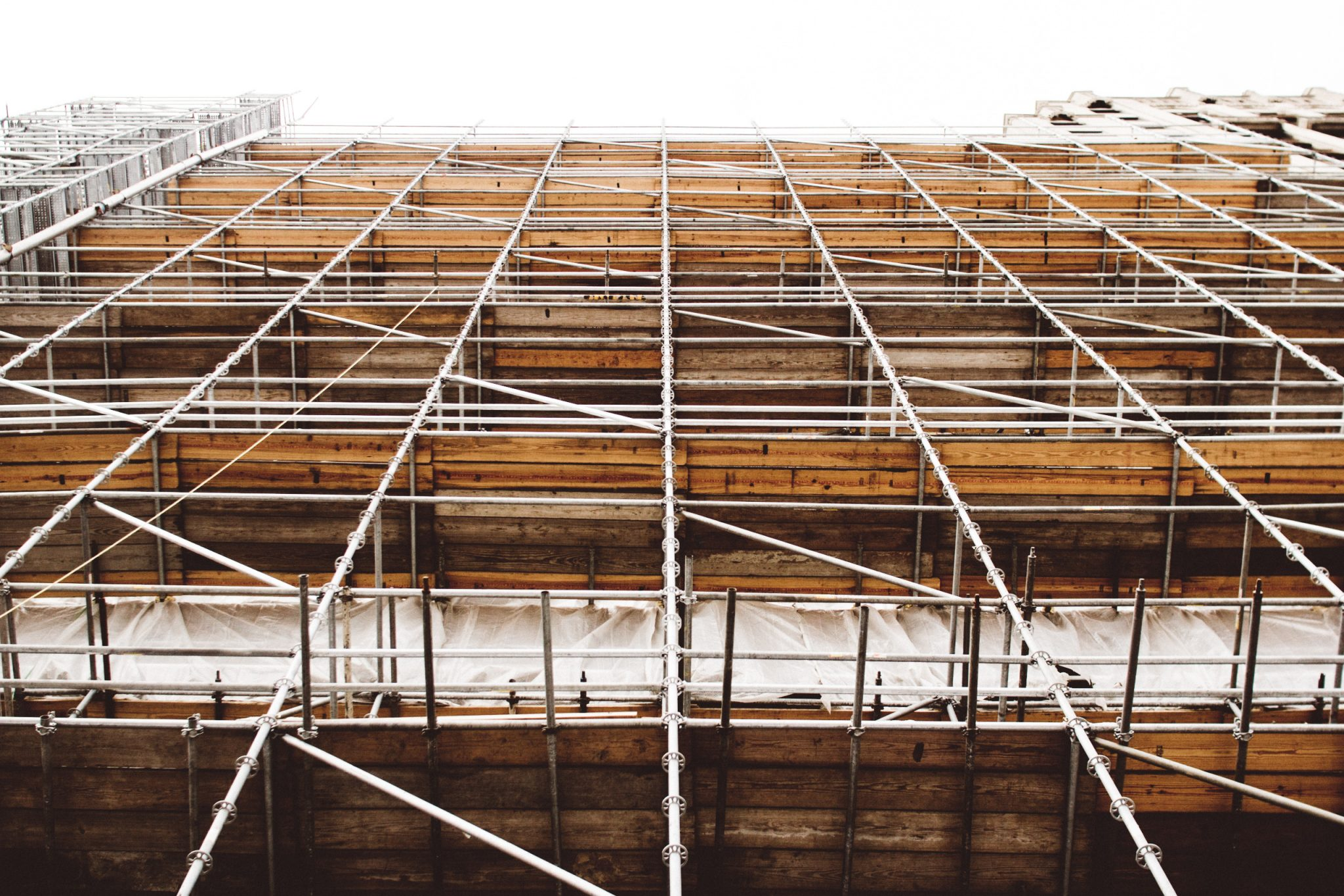 Do you need rope access or scaffolding?